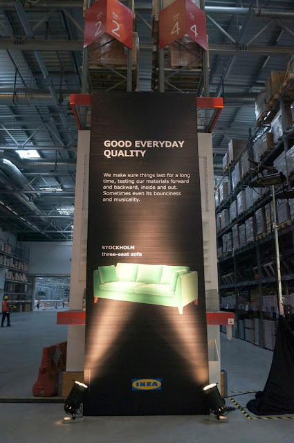 IKEA Cheras markethall