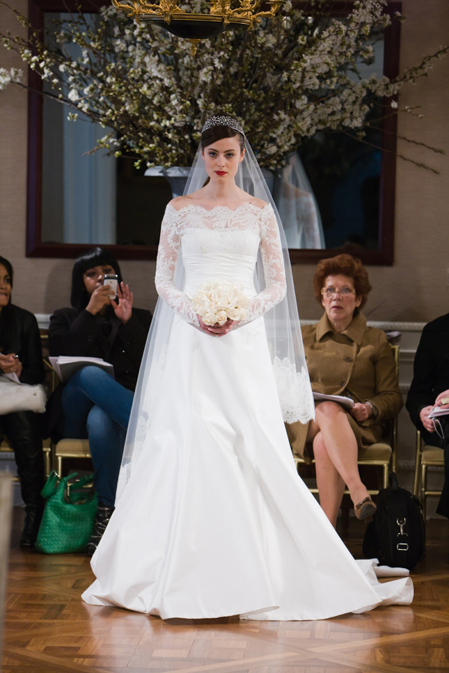 DressyBridal: Long Sleeve Wedding Dresses 2013-2014