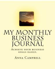 My Monthly Business Journal