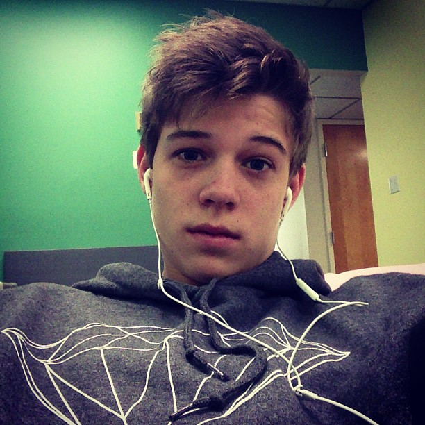 Lovely Boys: Colin Ford