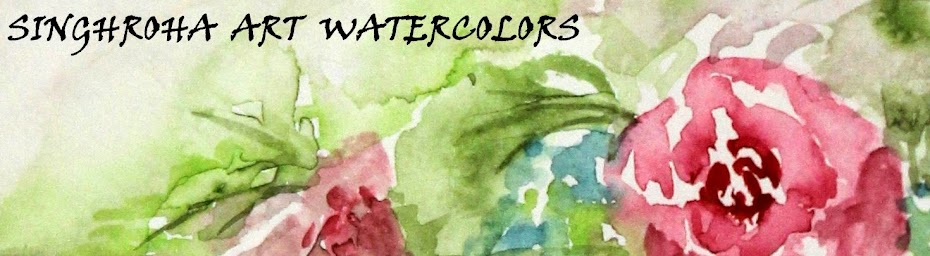 Singhroha Art Watercolors