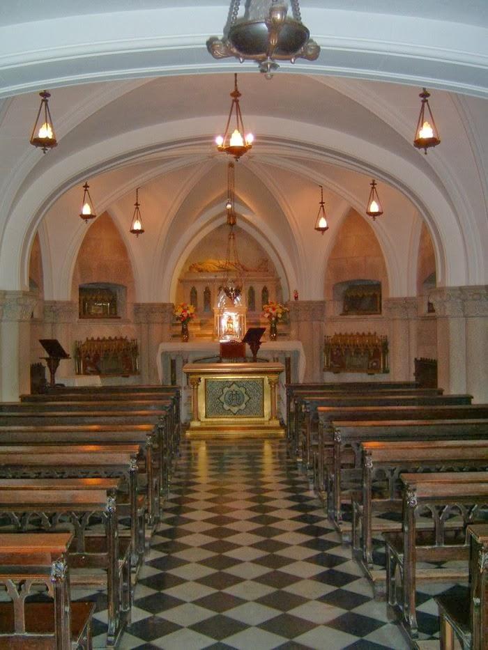El Camino Fue Profanada La Cripta De La Iglesia Catedral