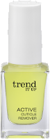 Preview: Die neue dm-Marke trend IT UP - Active Cuticle Remover - www.annitschkasblog.de