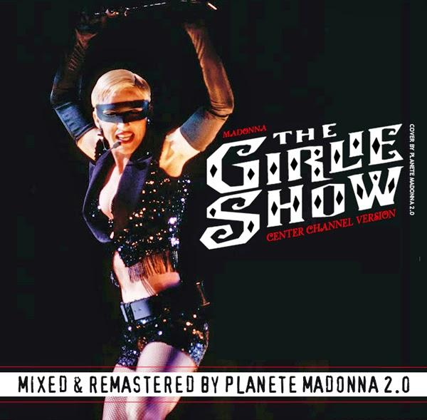 Girlie Show Tour Dvd