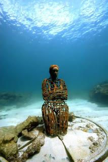Esculturas Submarinas, Sienna