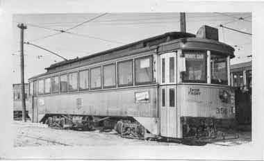 Streetcar 356