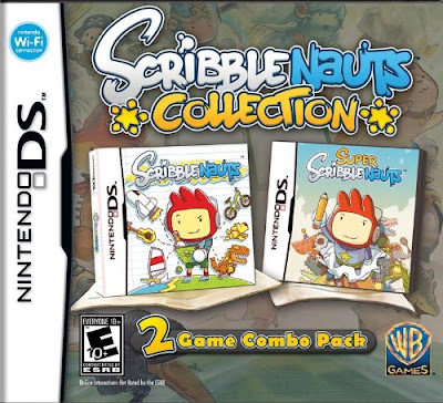 Scribblenauts Collection DS Cover