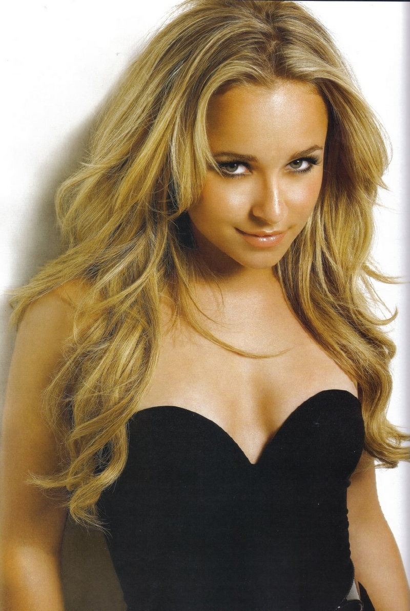 Hayden Panettiere | Profile And New Photos 2012