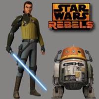 Star Wars Rebels: Primeros videos promocionales de la serie animada