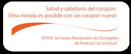 Jornadas Nacionales Pastoral de la Salud 2014-2015