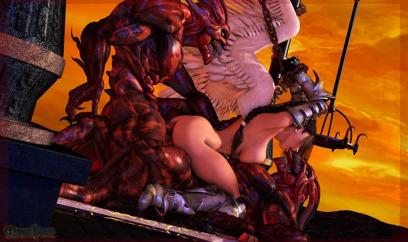 Секс игра демоны 16 фотография