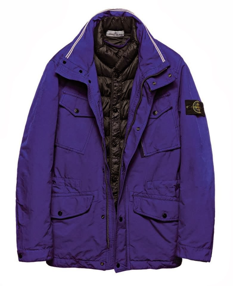Latest And Stylish Stone Island Autumn Winter Collection 2014 David-TC Jackets For Male