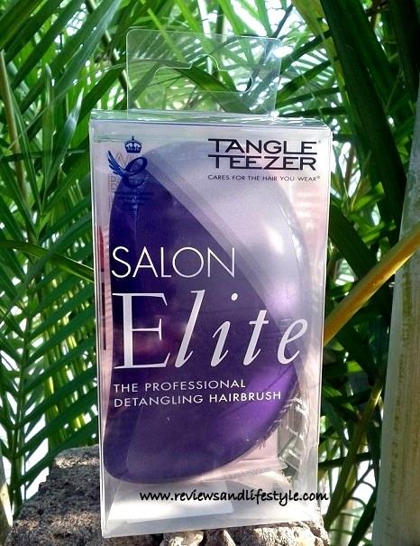 Tangle Teezer Salon Elite Detangling Hairbrush Review