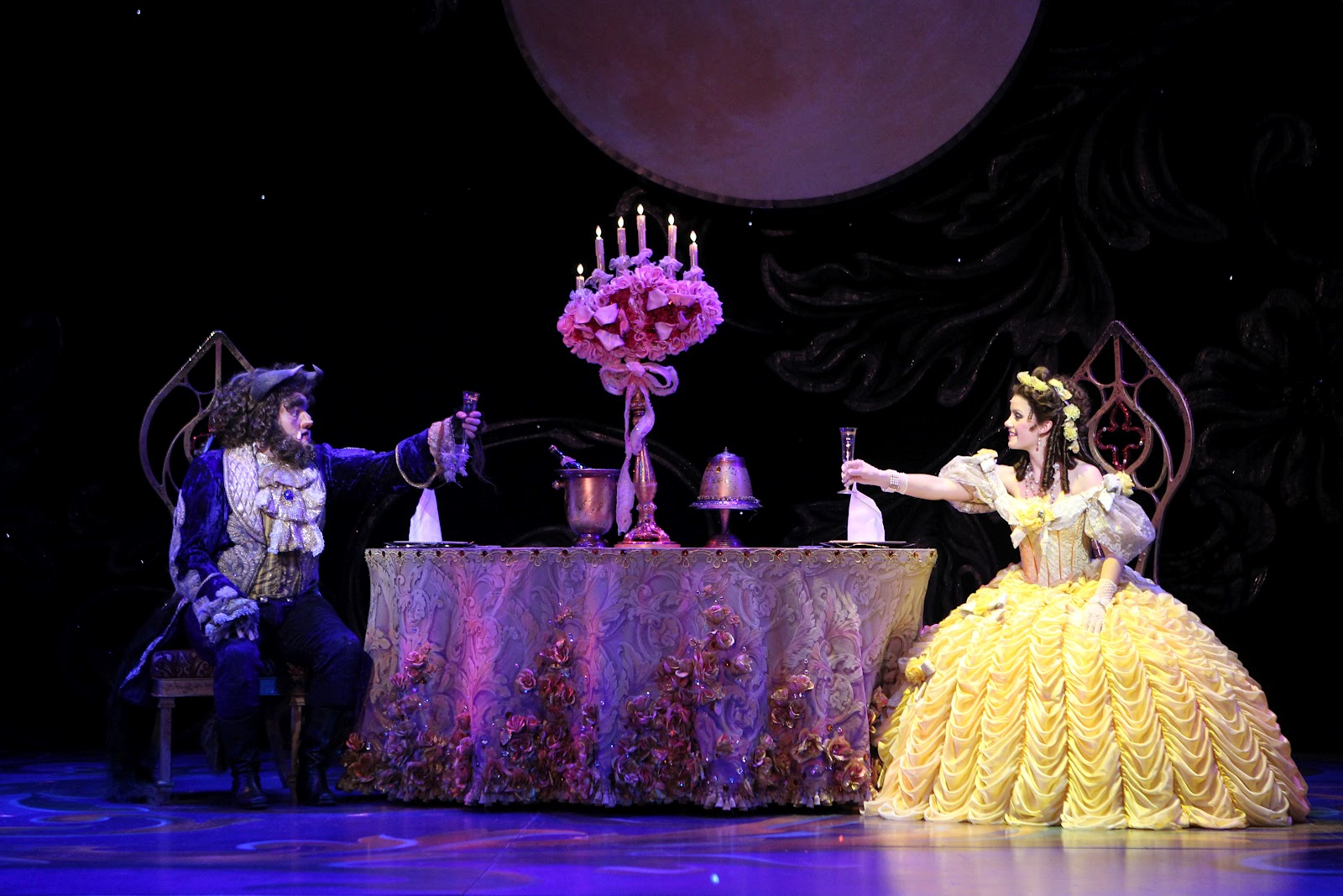 the pittsburgh look events beauty and the beast comes to