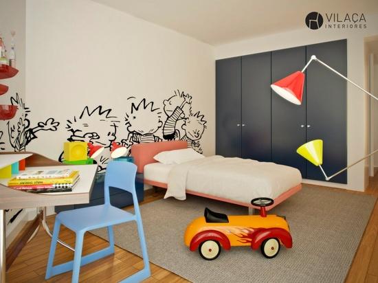 Preciosos dise os de dormitorios para los ni os casas for Diseno de habitaciones de ninos
