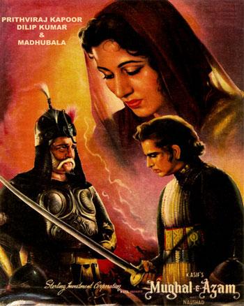 mughal e azam movie songs  free
