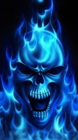 Skull Head Samsung Galaxy S III Wallpapers