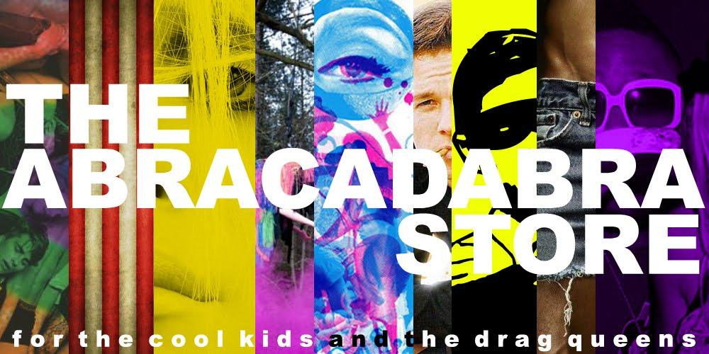 THE ABRACADABRA STORE BLOG