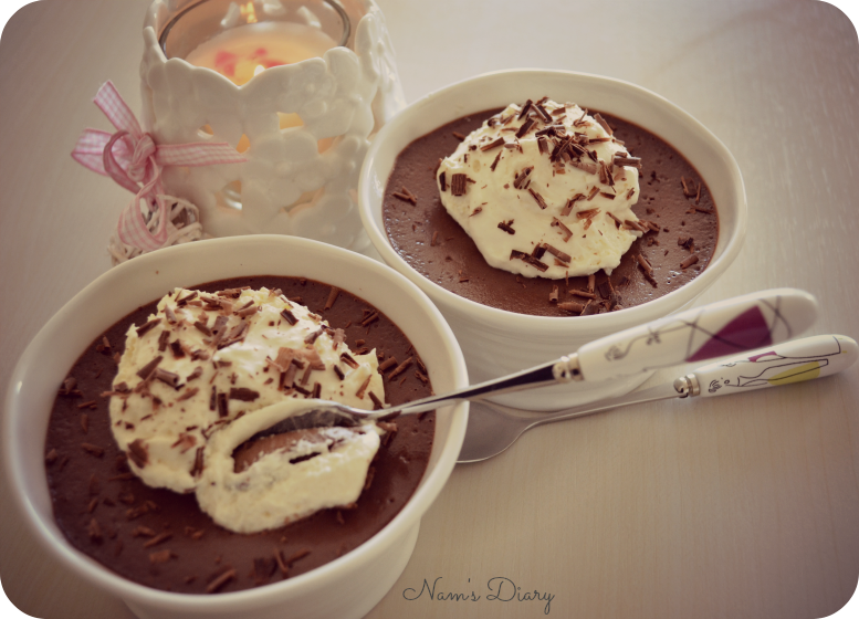 ✼ Chocolate Pot de Creme ✼