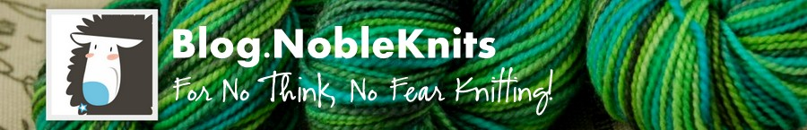 NobleKnits Knitting Blog