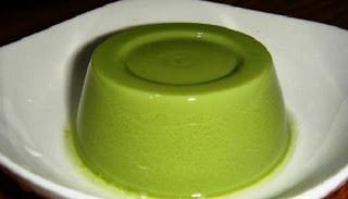 Resep Puding Green Tea Kenyal Nikmat