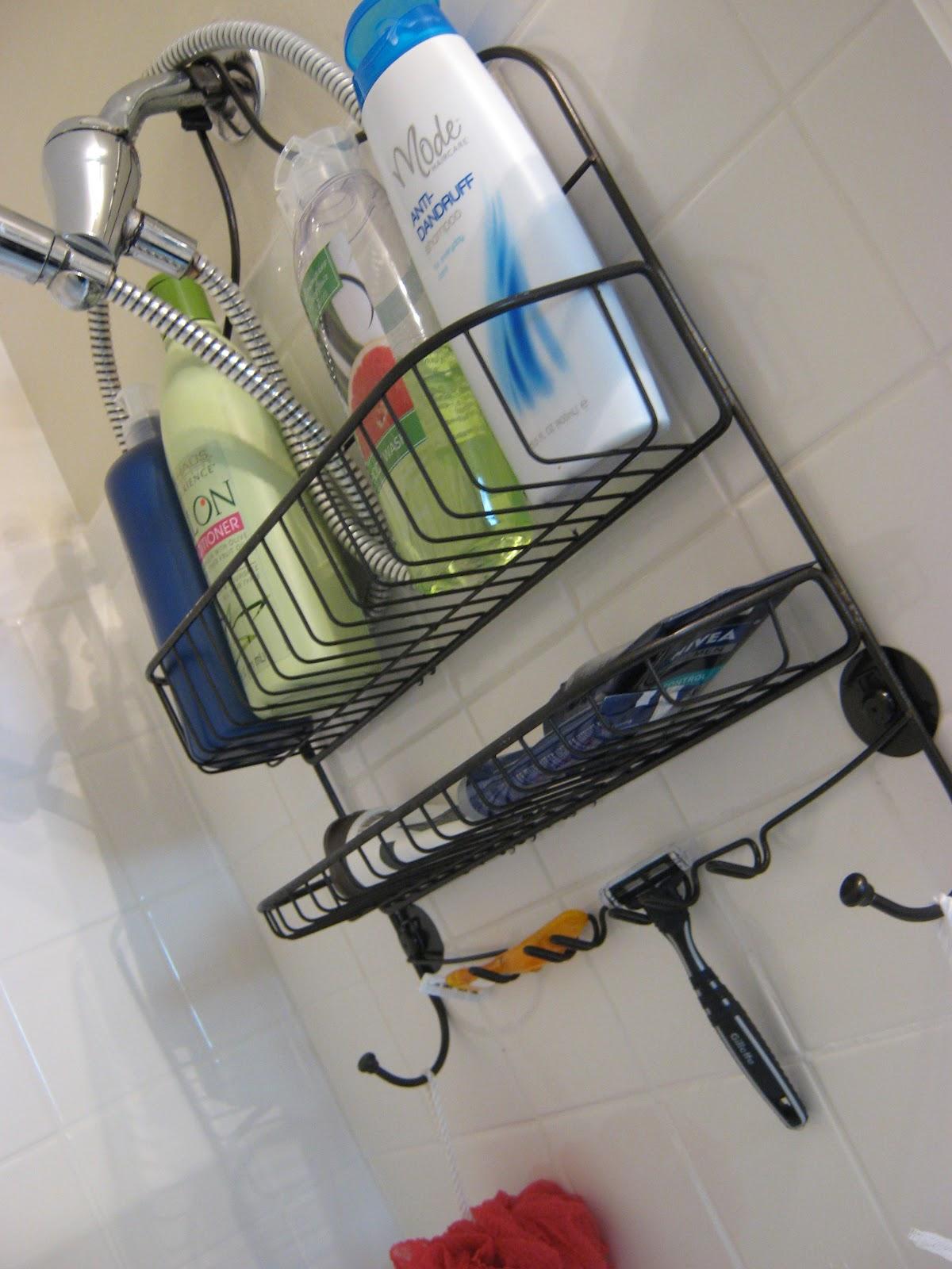 FakeIt Frugal Shower Caddy Save
