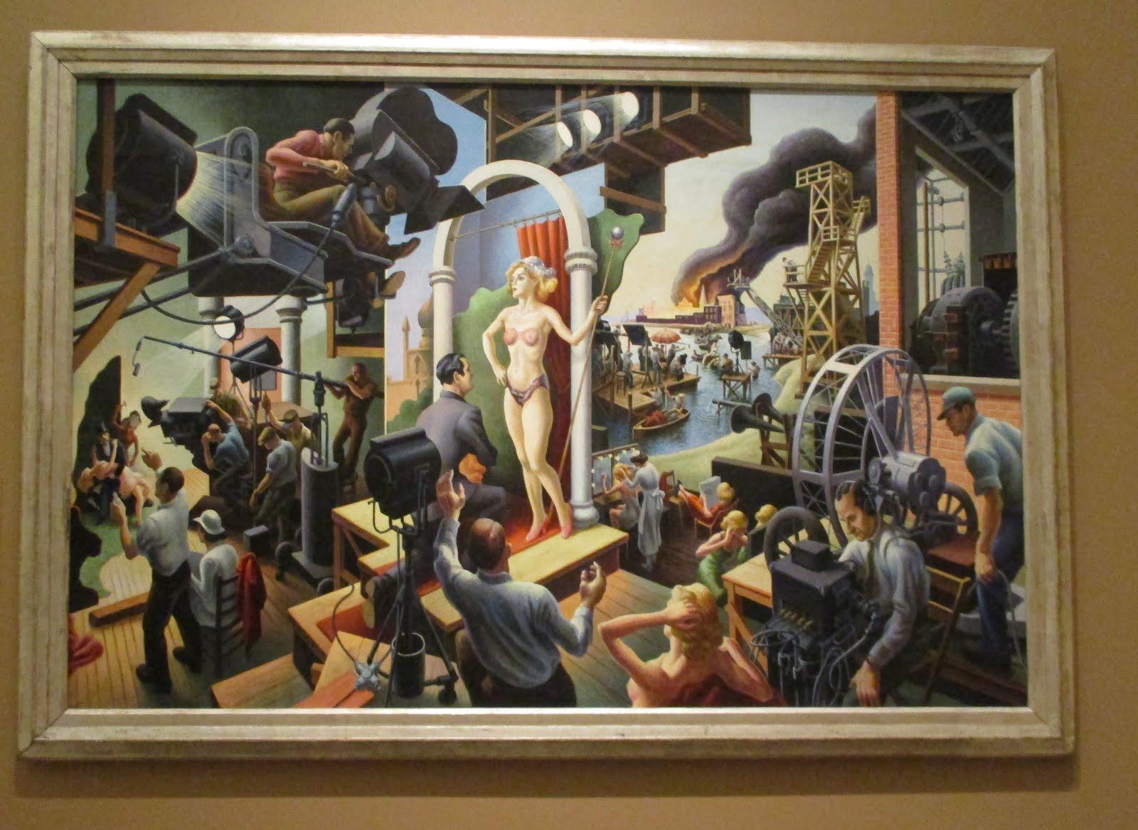 NELSON ATKINS MUSEUM OF ART - KANSAS CITY MISOURRI