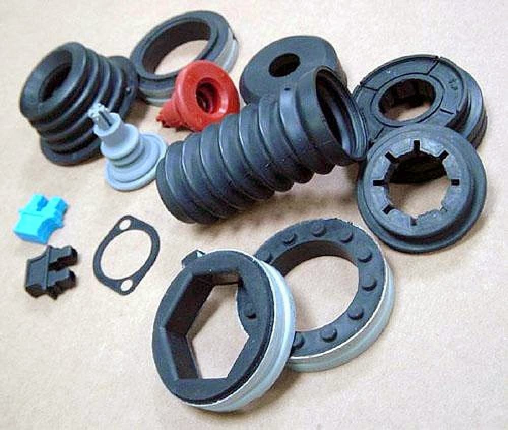 rubber packings for automobiles