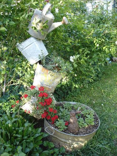 40 Ideas Sobre Decoraci 243 N Exterior En Jardines Con Flores