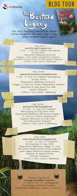 Blogtour #TheBastardLegacy
