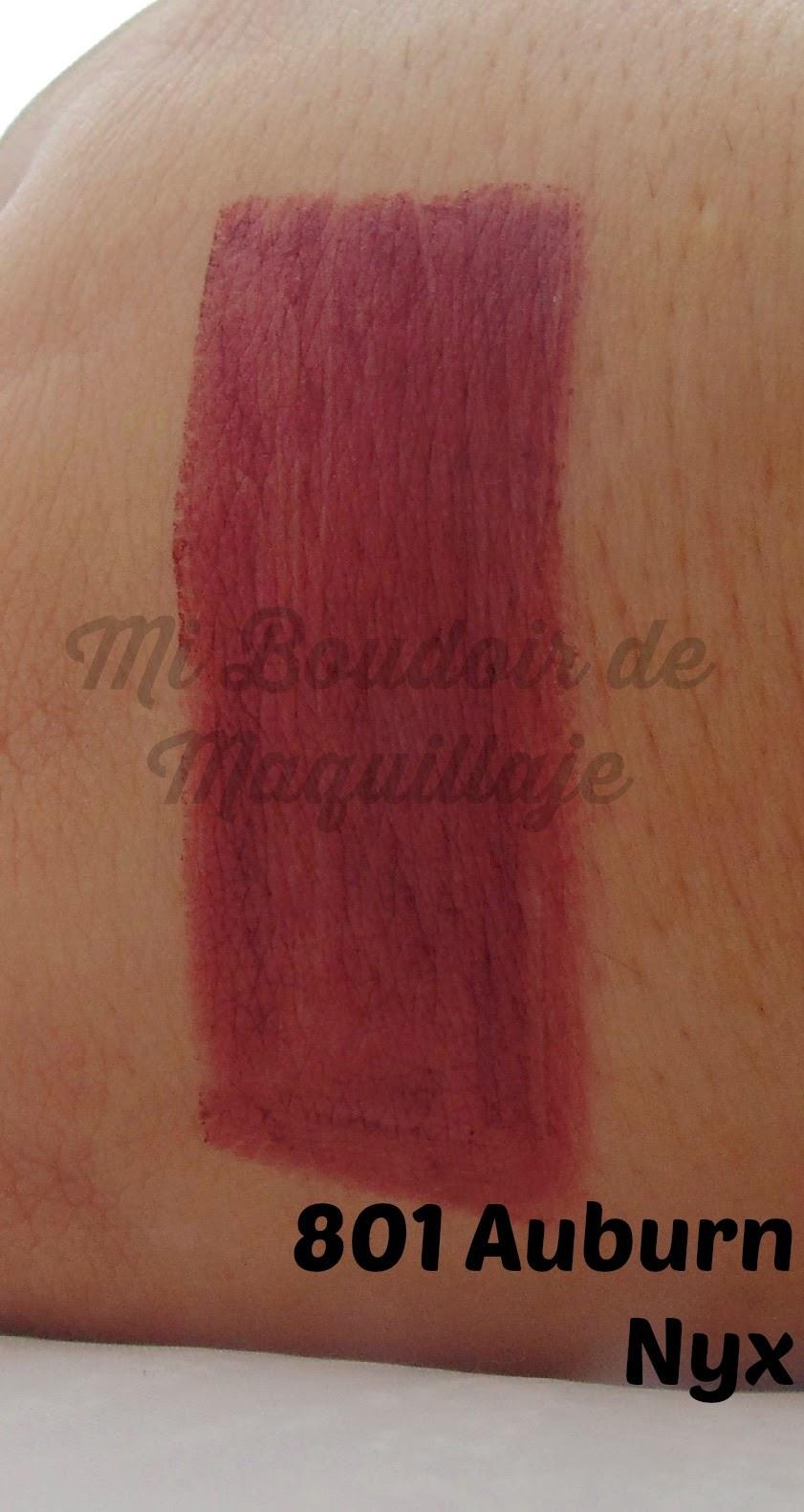 Nyx Auburn Perfilador de labios