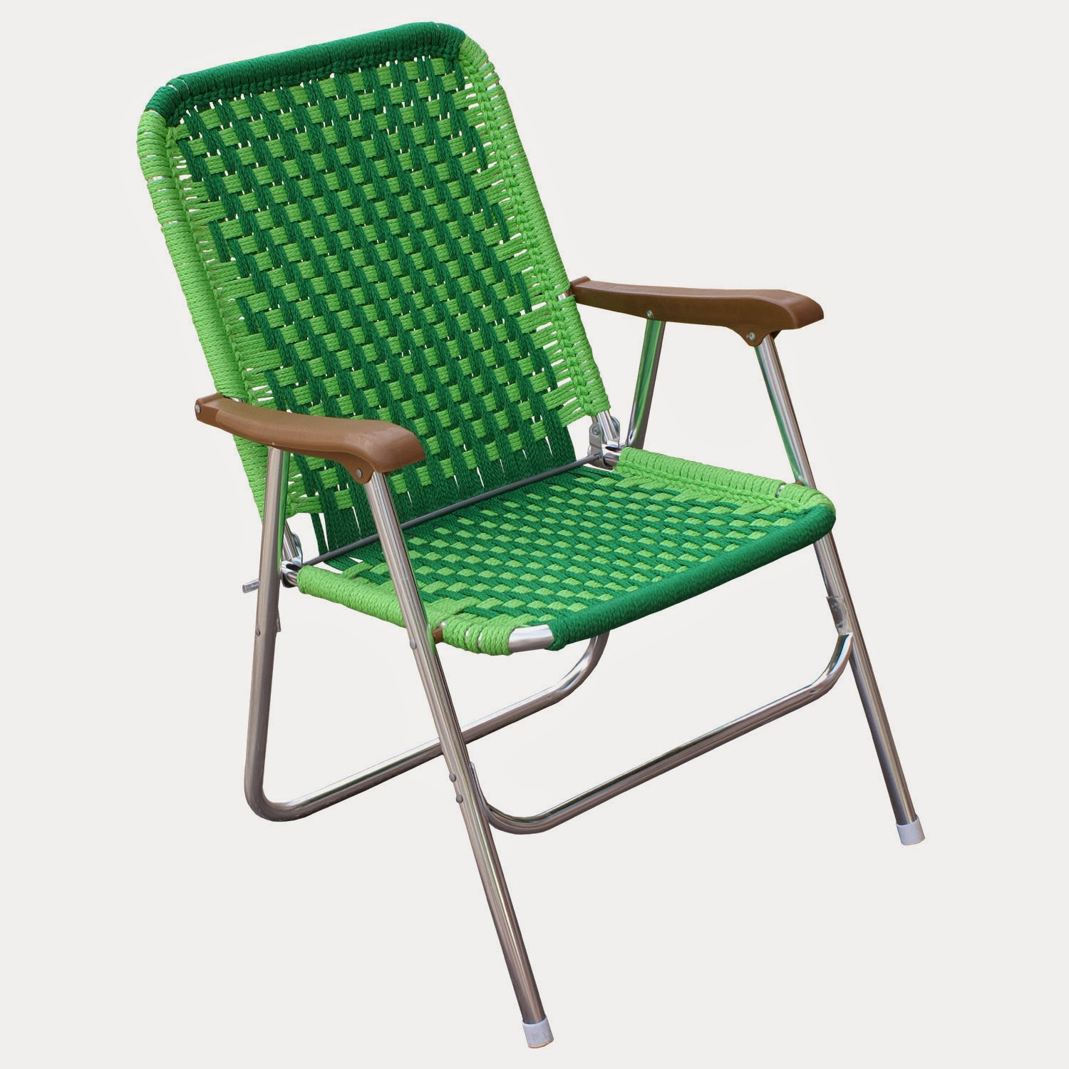 Woven Lawn Chair Frame - Pepperell Braiding Company