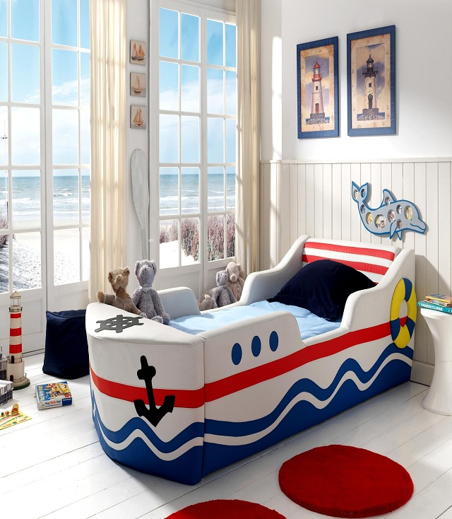 Chambre Jumeaux Deco : déco pour une chambre d'enfant – Bébé et décoration – Chambre …