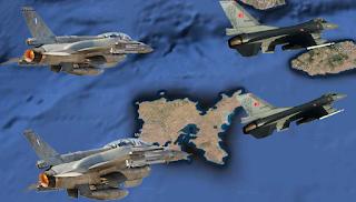 Αυτό είναι απο τα Άγραφα…Μας εγκλώβισαν Ελληνικά F-16 λένε οι Τούρκοι!