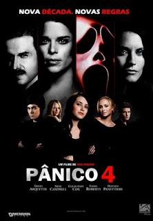 Pânico 4 Dublado CAPA POSTER DOWNLOAD BAIXAR FILMES AVI