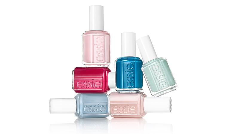 Essie colores pastel