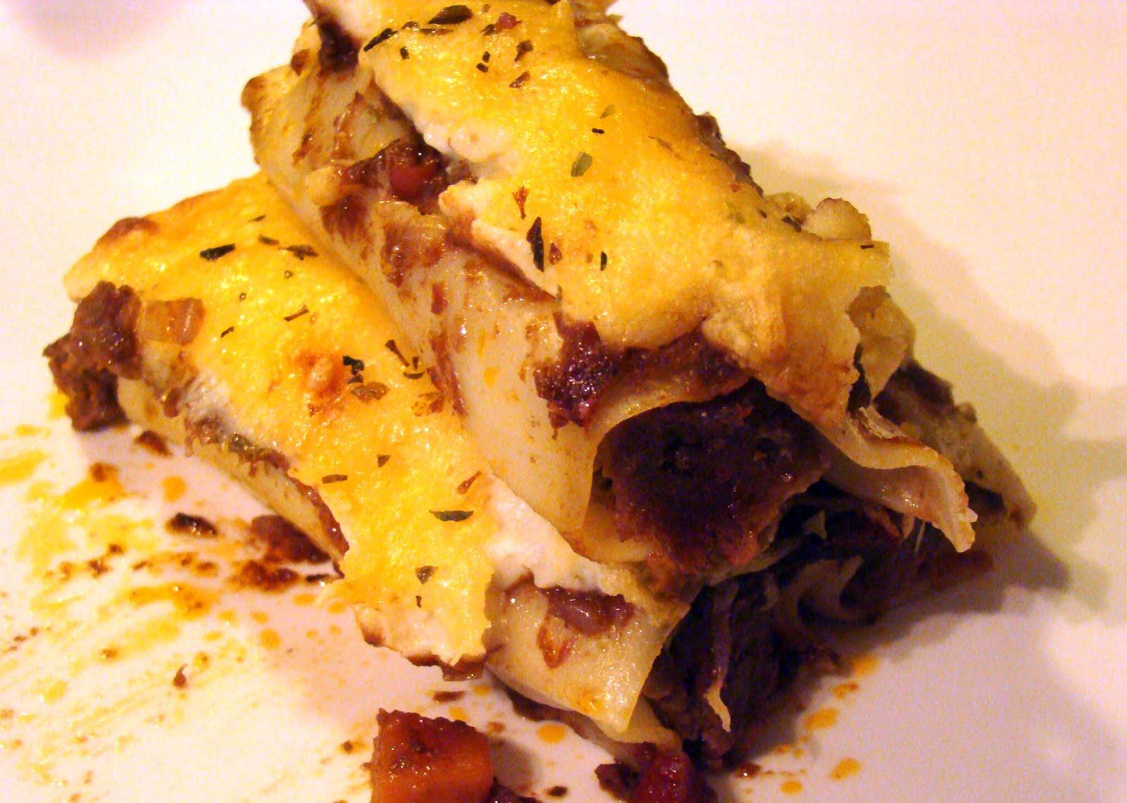 Mi receta de la semana canelones cocina de aprovechamiento for Cocina de aprovechamiento