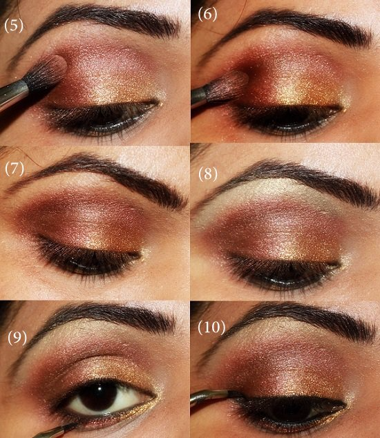 13 Of The Best Eyeshadow Tutorials For Brown Eyes