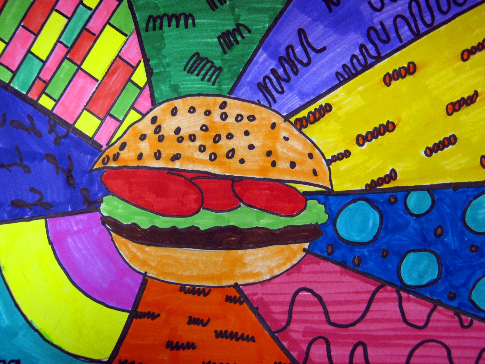 Doodles Amp Noodles Romero Britto Spreads Positive Feelings