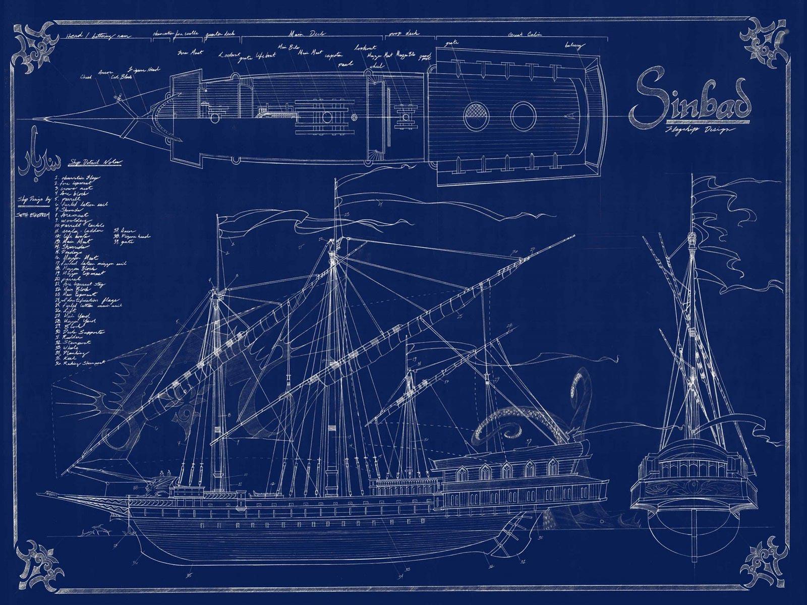 Sinbad: Legend of the Seven Seas | Transcripts Wiki | Fandom