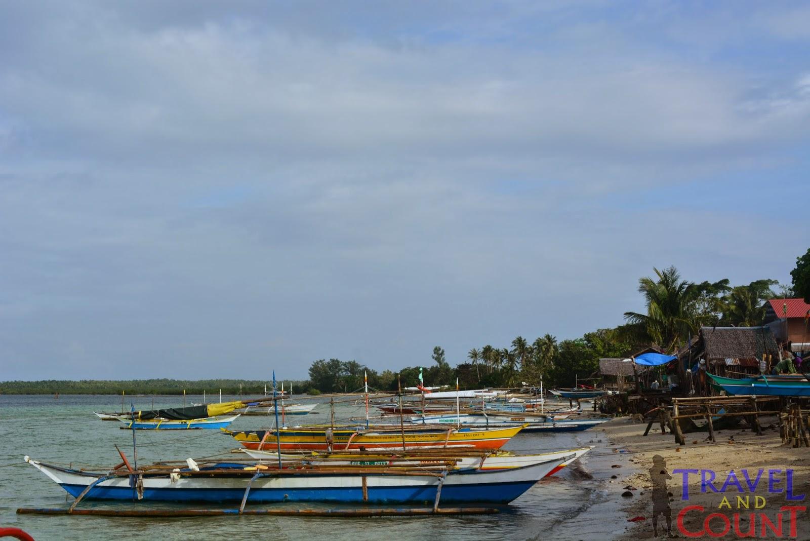 Cagbalete Island, fisherfolk village