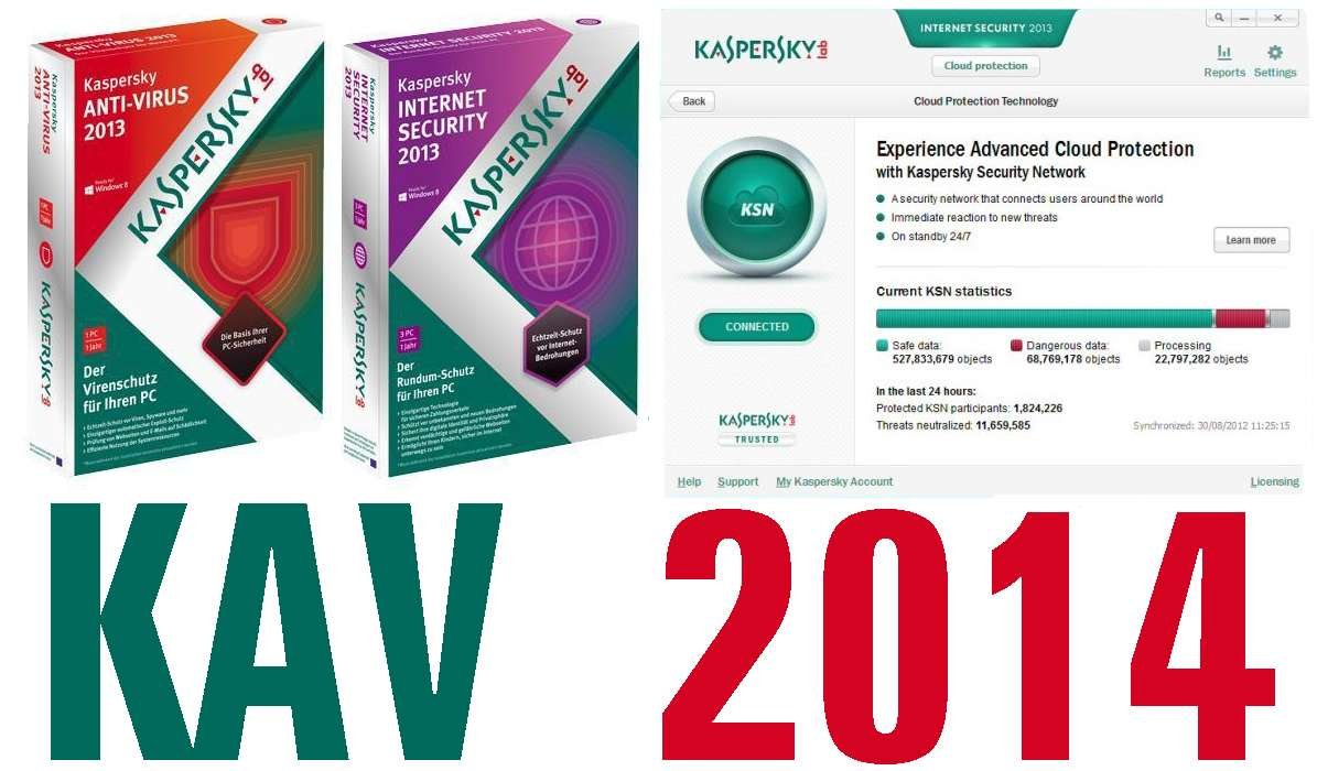 Kaspersky Total Security   | PC, Mac & Android ...