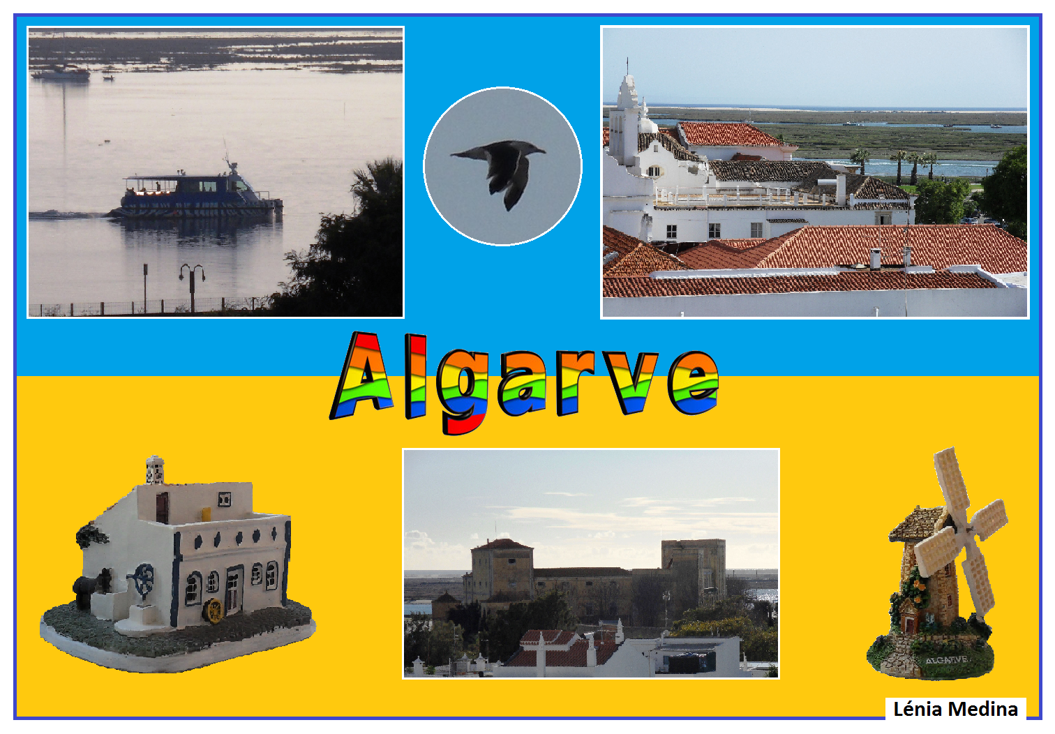Postal do Algarve