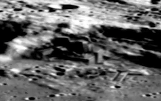 Alien Moon Base Captured By Chang'e-2 Orbiter Video, Feb 2012 News.