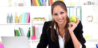 Makanan Sehat yang Baik dikonsumsi di Tempat Kerja