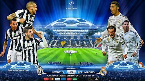 Canal online para ver Real Madrid vs. Juventus