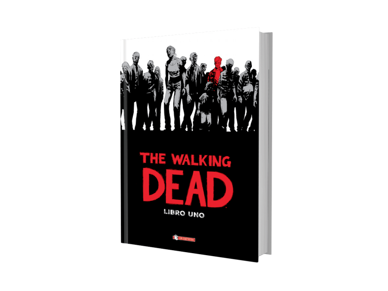 The Walking Dead - Libro uno HARD COVER