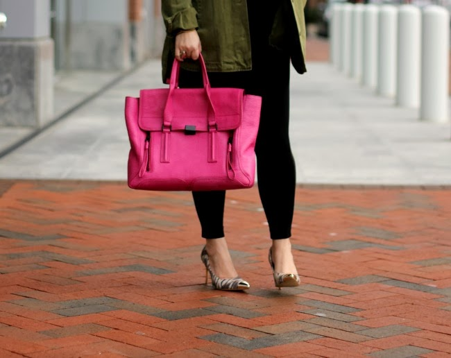 3.1 Phillip Lim Pink Bag