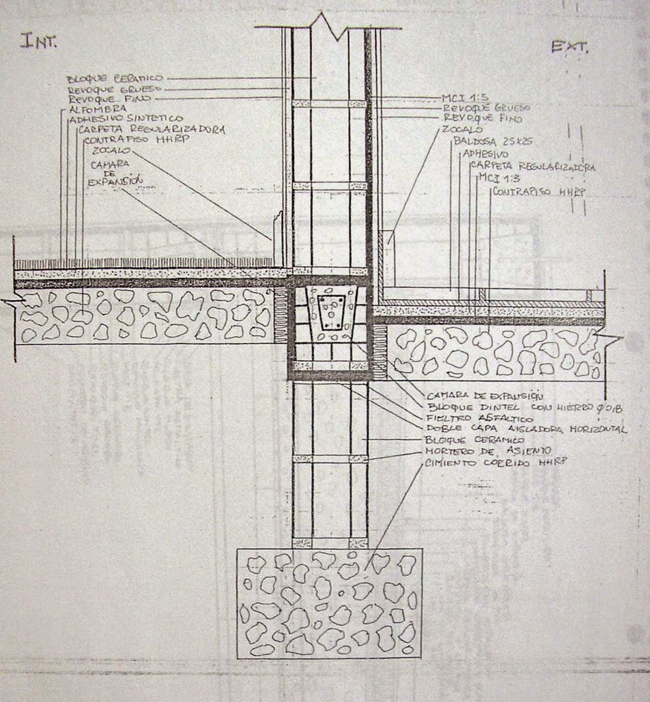 Detalles constructivos guia construcciones notoli - Como hacer hormigon a mano ...