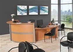 Marque ADA Reception Desk